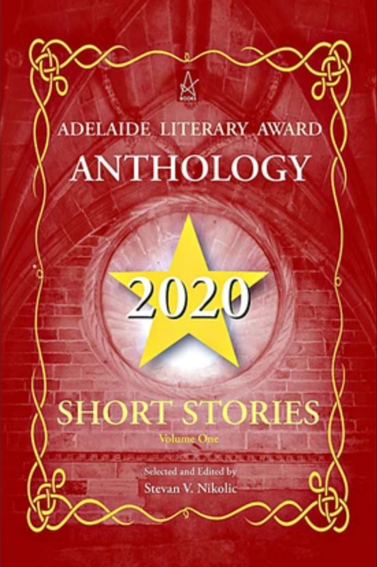 Cover of Adelaide's Short Story Anthology